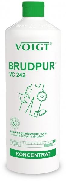 Voigt VC 242 Brudpur 1 l - środek do usuwania tłustego brudu