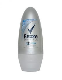 Rexona Invisible Aqua 50 ml