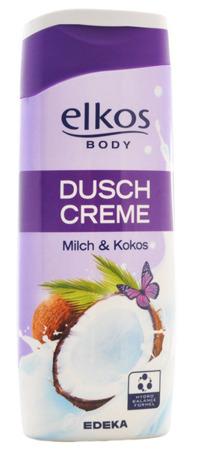 Elkos Milch&Kokos 300 ml - żel pod prysznic