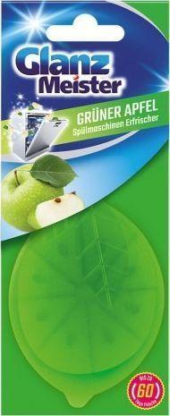 Glanz Meister 1 szt - odświeżacz do zmywarki - zielone jabłko