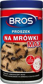 Bros proszek na mrówki Max - 100 g