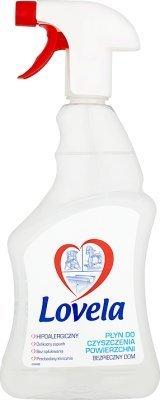 Lovela hipoalergiczny płyn do czyszczenia powierzchni 0,5 l