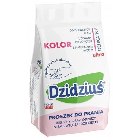Dzidziuś hipoalergiczny proszek do prania kolor - 1,5 kg - 11 prań (1)