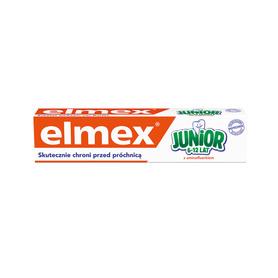 Elmex 75 ml - pasta do zębów dla dzieci