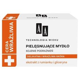 AA Pielęgnujące Mydło - 100 g - w kostce