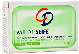 CD Milde Seife Aloe Vera - 125 g - mydło w kostce