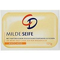 CD Milde Seife Avocado - 125 g - mydło w kostce