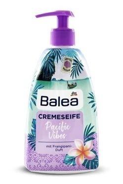 Balea Creme Seife Pacific Vibes 0,5 l - kwiat Frangipani - mydło w płynie