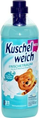 Kuschelweich Frischetraum 1 l - 31 płukań