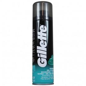Gillette 200 ml - żel do golenia