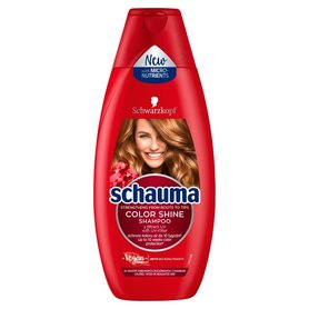 Schauma Color Shine - 400 ml - szampon do włosów