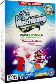 Der Waschkönig Universal Japanische Blume Parfume - 7,5 kg - 100 prań