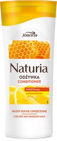 Joanna Naturia - 200 g - miód i cytryna - odżywka do włosów