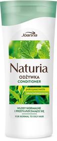 Joanna Naturia - 200 g - pokrzywa i zielona herbata - odżywka do włosów