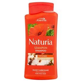 Joanna Naturia 0,5 l - mak i bawełna - szampon do włosów