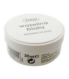 Ziaja 30 ml - wazelina biała