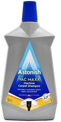 Astonish Vac Maxx 1 l - środek do maszynowego prania dywanów
