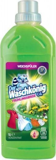 Der Waschkönig Fruhlingsbrise 1 l - 28 płukań