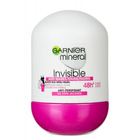 Garnier Mineral Invisible 50 ml 48 h roll on