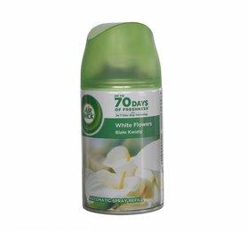Air Wick 250 ml - białe kwiaty - wkład do odświeżacza powietrza