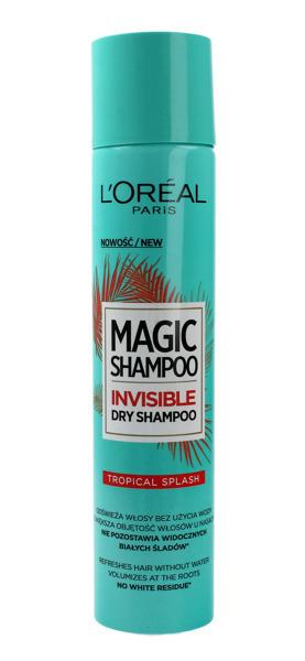 Loreal Paris Tropical Splash 200 ml - suchy szampon do włosów