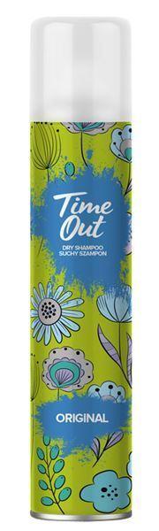 Time Out 200 ml - suchy szampon do włosów