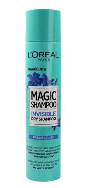 Loreal Paris Fresh Crush 200 ml - suchy szampon do włosów